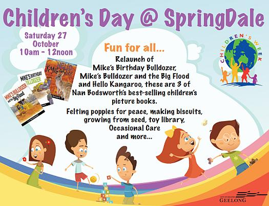 Children's Day @ SpringDale